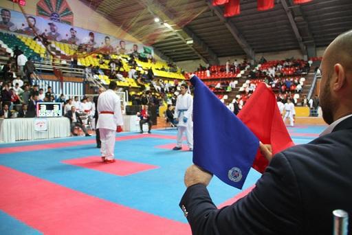 تصویر در رقابتهای قهرمانی کشور پسران،دیماه۹۶