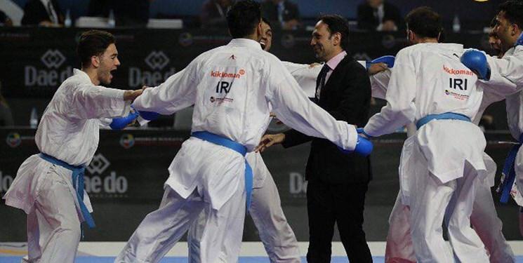تصویر در سکوت معنادار سرمربی تیم ملی کاراته/ هروی از چه چیزی ناراحت است؟