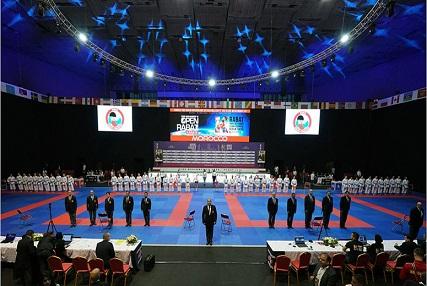 تصویر در تیم ملی با هشت کاراته کار به مراکش می رود