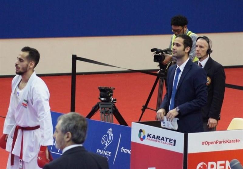 تصویر در کسب ۴ مدال المپیکی در کاراته دور از ذهن نیست