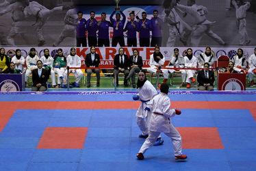 تصویر در احداث کمپ تیم های ملی کاراته در ورزشگاه تختی
