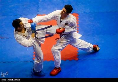 تصویر در حلقه گمشده کاراته خوزستان، نداشتن تیم در لیگهای کشوری بود