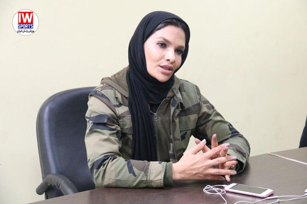 تصویر در سرمربی تیم کاراته شهرداری سمنان: نایب رئیس سازمان لیگ کاراته جواب انتقادات را در رسانه شخصی اش میدهد