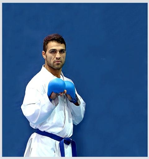 تصویر در انتقاد کاپیتان تیم ملی کاراته از موضعگیری رئیس فدراسیون بوکس