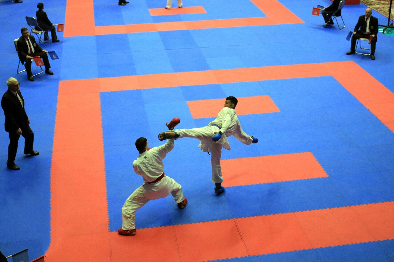 تصویر در تعداد کاراتهکاهای حاضر در نخستین اردوی تیم ملی مشخص شد