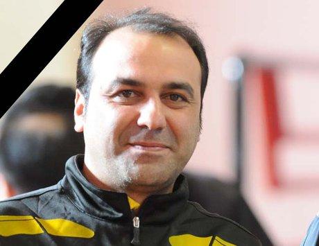 تصویر در پیام تسلیت فدراسیون کاراته به مناسبت دهمین سالگرد درگذشت مرحوم شاطرزاده