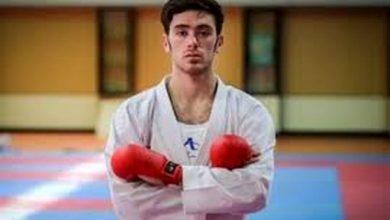 تصویر در علی اصغر آسیابری به تیم کاراته آوای رزم پیوست
