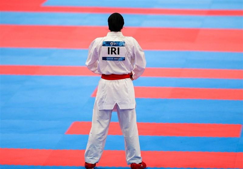 تصویر در قانون جدید فدراسیون کاراته : ورزشکاران کاراته بدون حضور در اردوهای تیم ملی می توانند فیکس تیم ملی شوند