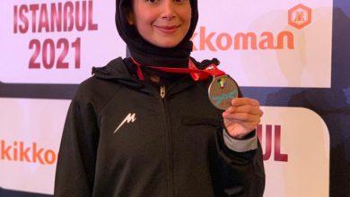 تصویر در علیپور: فرصت زیادی برای المپیکی شدن دارم