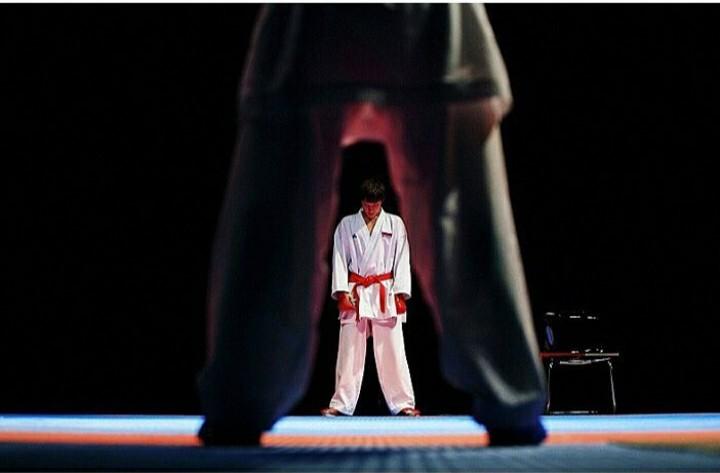 تصویر در آیا داستان تکواندو و جودو در کاراته اتفاق می افتد ؟